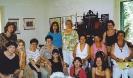 выпускной в институте Адлера 2004 מסיבת סיום במכון אדלר